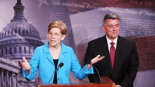 Senators Gardner and Warren Team Up For States' Rights Marijuana Bill