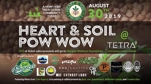 Press Release: Heart & Soil Pow Wow